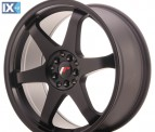 Japan Racing Wheels JR3 Matt Black 19*8.5