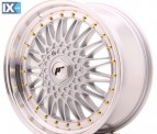 Japan Racing Wheels JR9 Machined Silver 18*8