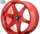 Japan Racing Wheels JR3 Matt Bloody Red 18*9