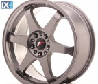 Japan Racing Wheels JR3 Gun Metal 18*8
