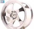 Japan Racing Wheels JR15 Vacum Chrome 18*8.5