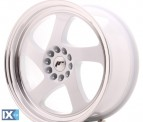 Japan Racing Wheels JR15 White 18*8.5