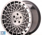 Japan Racing Wheels JR14 Black Machined 18*8.5