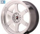 Japan Racing Wheels JR12 Hiper Silver 18*9