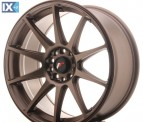 Japan Racing Wheels JR11 Dark Bronze 18*8.5