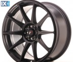 Japan Racing Wheels JR11 Matt Black 18*8.5