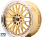Japan Racing Wheels JR10 Gold 18*8.5