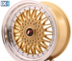 Japan Racing Wheels JR9 Gold 17*8.5