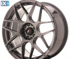 Japan Racing Wheels JR18 Hiper Black 19*8.5