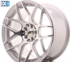 Japan Racing Wheels JR18 Silver 17*9