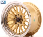 Japan Racing Wheels JR10 Gold 15*9