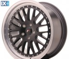 Japan Racing Wheels JR10 Matt Black 18*8.5