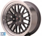 Japan Racing Wheels JR10 Matt Black 18*9.5