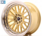 Japan Racing Wheels JR10 Gold 18*10.5