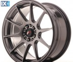 Japan Racing Wheels JR11 Hiper Black 17*8.25