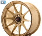 Japan Racing Wheels JR11 Gold 17*9