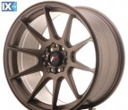 Japan Racing Wheels JR11 Matt Bronze 17*9