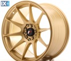 Japan Racing Wheels JR11 Gold 17*9.75