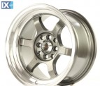 Japan Racing Wheels JR12 Gun Metal 15*8.5