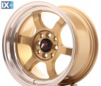 Japan Racing Wheels JR12 Gold 15*8.5