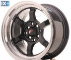 Japan Racing Wheels JR12 Gloss Black 15*8.5
