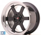 Japan Racing Wheels JR12 Gloss Black 16*9