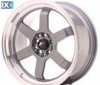 Japan Racing Wheels JR12 Gun Metal 17*8