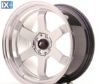 Japan Racing Wheels JR12 Hyper Silver 17*9