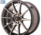 Japan Racing Wheels JR11 Black Machined 18*8.5