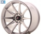 Japan Racing Wheels JR11 Silver Machined 18*9.5