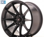 Japan Racing Wheels JR11 Matt Black 18*9.5