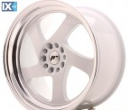 Japan Racing Wheels JR15 White 18*9.5