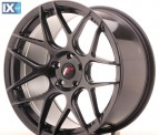 Japan Racing Wheels JR18 Hiper Black 18*9.5