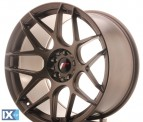 Japan Racing Wheels JR18 Matt Bronze 19*11