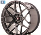 Japan Racing Wheels JR18 Hiper Black 19*11