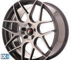 Japan Racing Wheels JR18 Black Machined 20*8.5