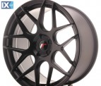 Japan Racing Wheels JR18 Matt Black 20*10