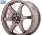 Japan Racing Wheels JR3 Gun Metal 17*7