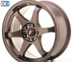 Japan Racing Wheels JR3 Matt Bronze 17*8