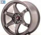 Japan Racing Wheels JR3 Gun Metal 17*9
