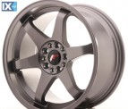 Japan Racing Wheels JR3 Gun Metal 18*9