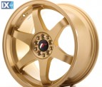 Japan Racing Wheels JR3 Gold 18*9
