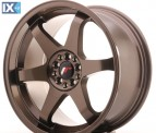 Japan Racing Wheels JR3 Bronze 18*9
