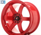 Japan Racing Wheels JR3 Red 18*9.5