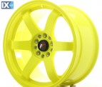 Japan Racing Wheels JR3 Yellow 18*9.5