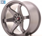 Japan Racing Wheels JR3 Gun Metal 18*10