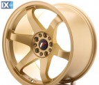 Japan Racing Wheels JR3 Gold 18*10