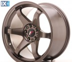 Japan Racing Wheels JR3 Bronze 18*10