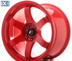 Japan Racing Wheels JR3 Red 18*10.5