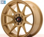 Japan Racing Wheels JR11 Gold 16*7